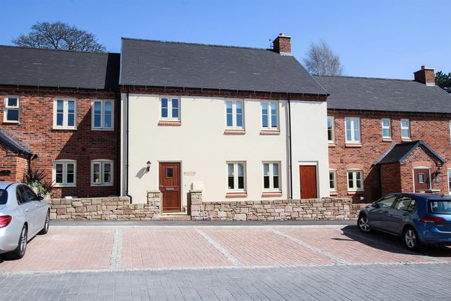 Thumbnail Town house to rent in Church Croft, Caverswall, Stoke-On-Trent