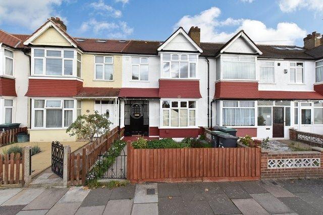 Thumbnail Terraced house for sale in Walpole Road, London