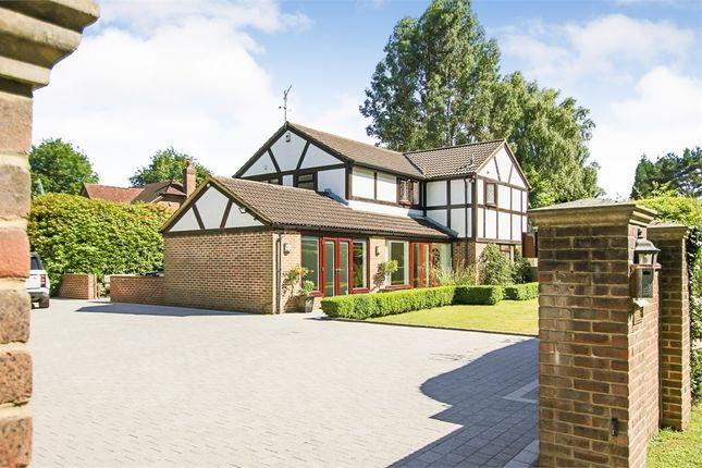 Thumbnail Detached house for sale in Copthorne Road, Felbridge, Surrey