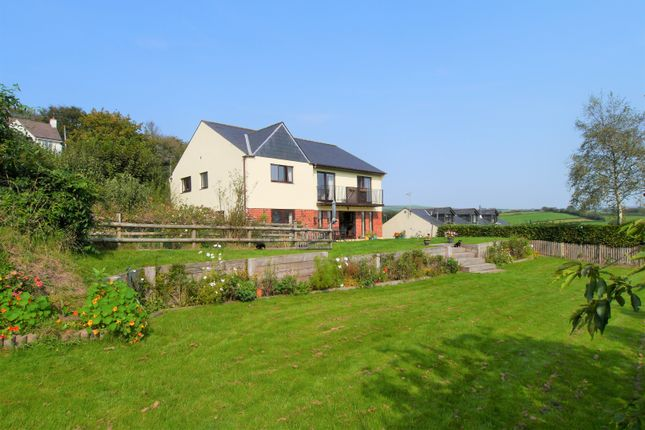 Thumbnail Detached house for sale in Broad Close, North Molton, South Molton