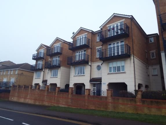 2 bed flat for sale in Hamilton Court, Fennel Close, Rochester, Kent