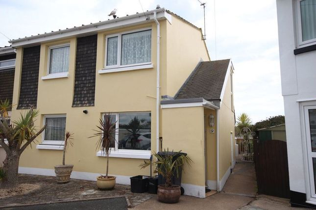 Thumbnail Flat to rent in Harbour View Close, Brixham