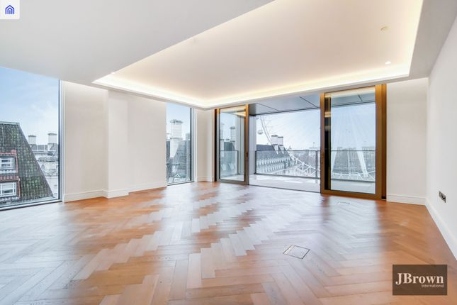 Thumbnail Flat to rent in Southbank Place 5 Belvedere Gardens, London