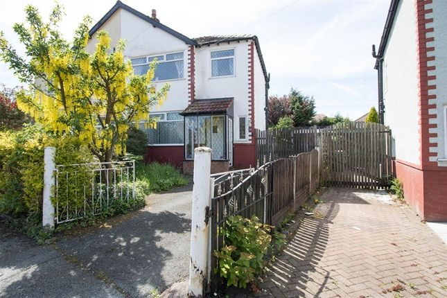 Thumbnail Semi-detached house for sale in Brian Road, Farnworth, Bolton
