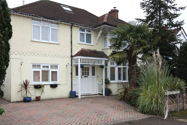 Thumbnail Detached house for sale in Winchester Street, Farnborough, Hampshire