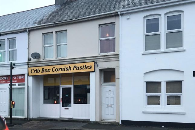 Thumbnail Property to rent in Mount Charles Road, St. Austell