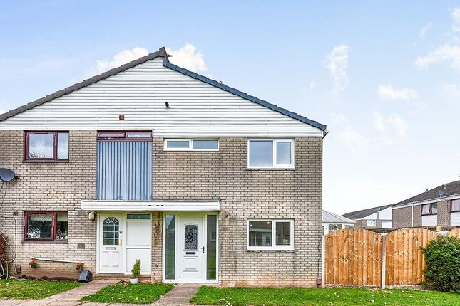 Thumbnail Semi-detached house to rent in Richmond Green, Carlisle, Cumbria