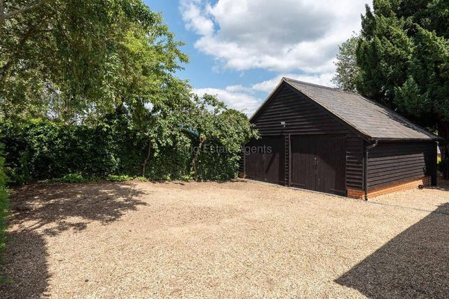 Garage of High Street, Olney, Buckinghamshire MK46