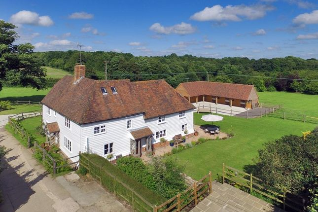 Thumbnail Detached house for sale in Trenley Lane, Park Lane, Cranbrook, Kent