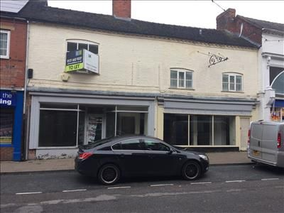 Thumbnail Retail premises to let in 36 Cheshire Street, Market Drayton