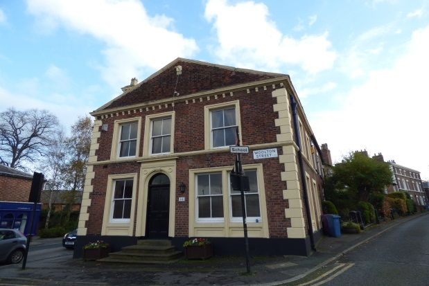 Thumbnail Property to rent in Woolton Street, Woolton, Liverpool