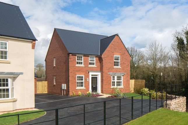 "Thumbnail Detached house for sale in ""Holden"" at Cadhay, Ottery St. Mary"