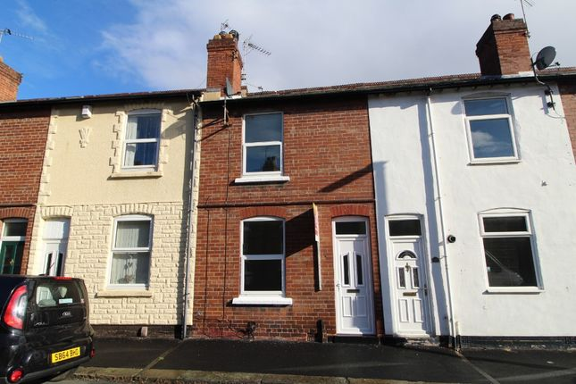 2 bed terraced house to rent in Regent Street, Balby, Doncaster DN4
