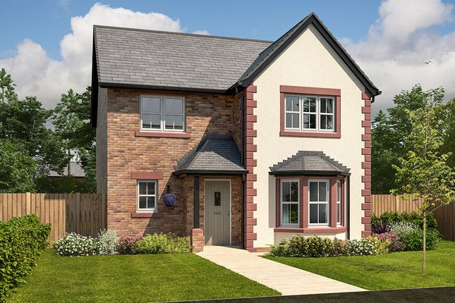 "Thumbnail Detached house for sale in ""Grantham"" at Clifton, Penrith"