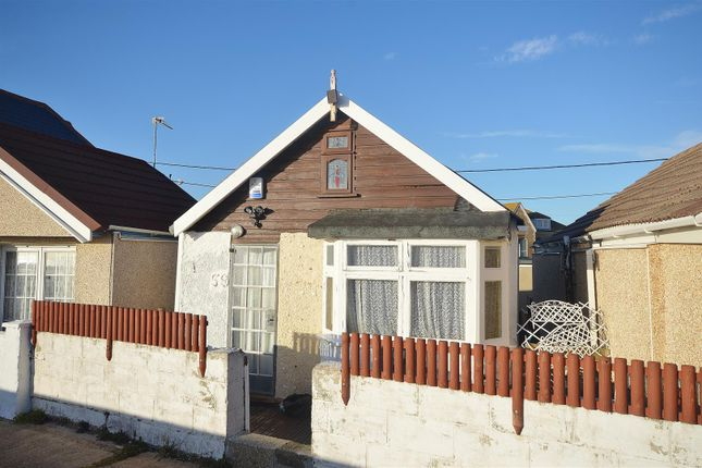 Thumbnail Detached bungalow for sale in Beach Way, Jaywick, Clacton-On-Sea
