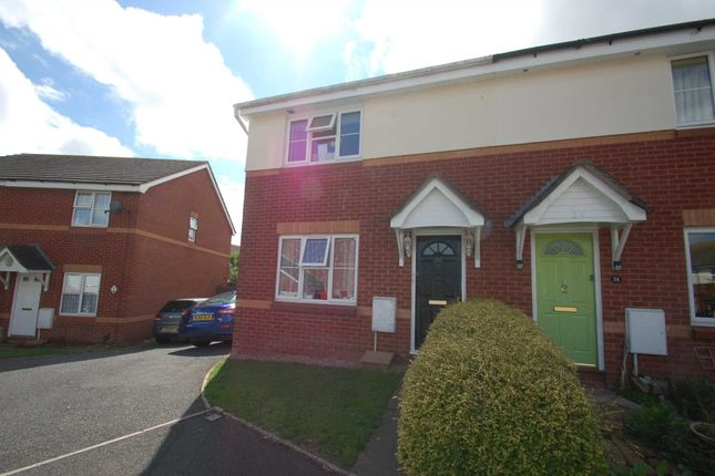 Thumbnail Semi-detached house for sale in Whitebeam Close, Paignton
