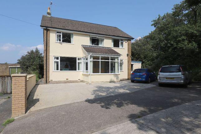 Thumbnail Detached house for sale in Hatlex Lane, Hest Bank, Lancaster