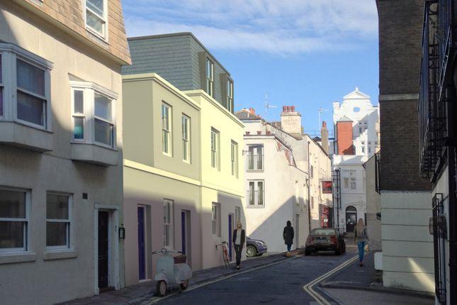 Thumbnail Town house for sale in Steine Street, Brighton