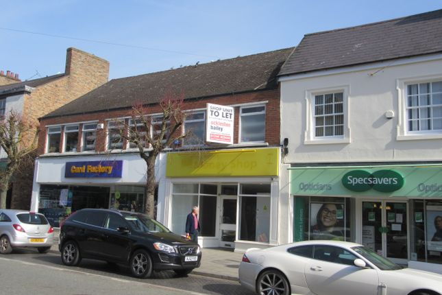 Thumbnail Retail premises to let in 7A High Street, Mold