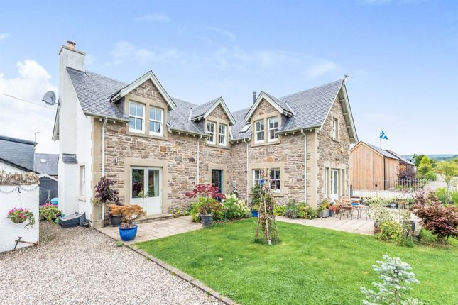 Thumbnail Detached house for sale in ., Port Of Menteith, Stirling
