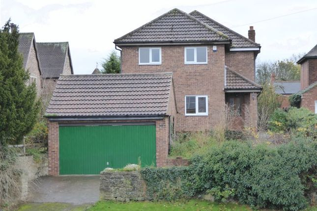 Thumbnail Detached house for sale in Blyth Road, Oldcotes, Worksop