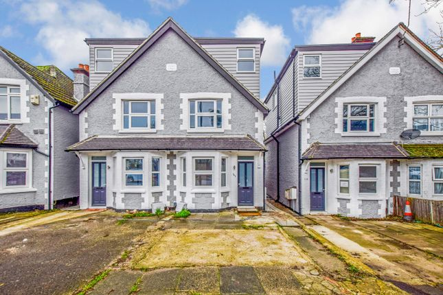 Thumbnail Semi-detached house to rent in London Road, Crawley