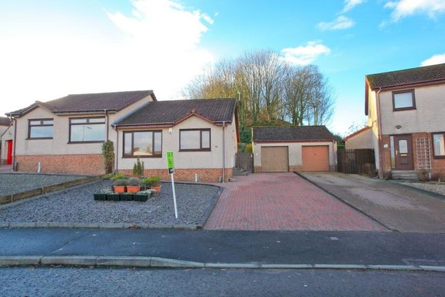 Thumbnail Semi-detached bungalow for sale in Ramsay Gardens, Leslie, Glenrothes