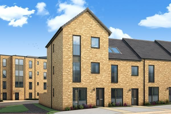 "Thumbnail Property for sale in ""The Skye At Broomview, Edinburgh"" at Broomhouse Road, Edinburgh"