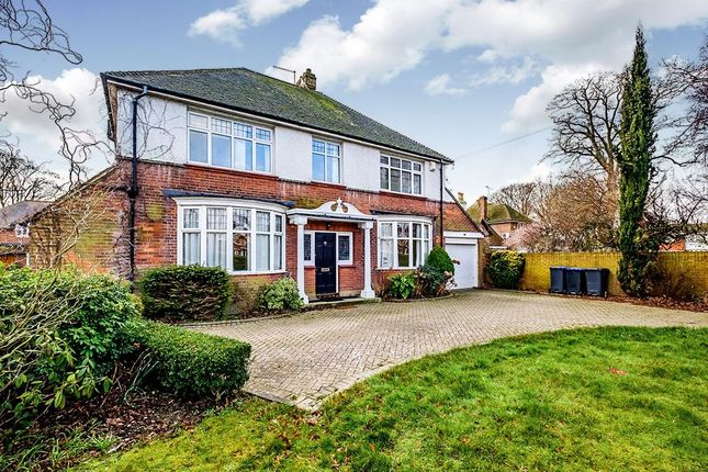 Thumbnail Detached house to rent in St. Lawrence Avenue, Broadwater, Worthing