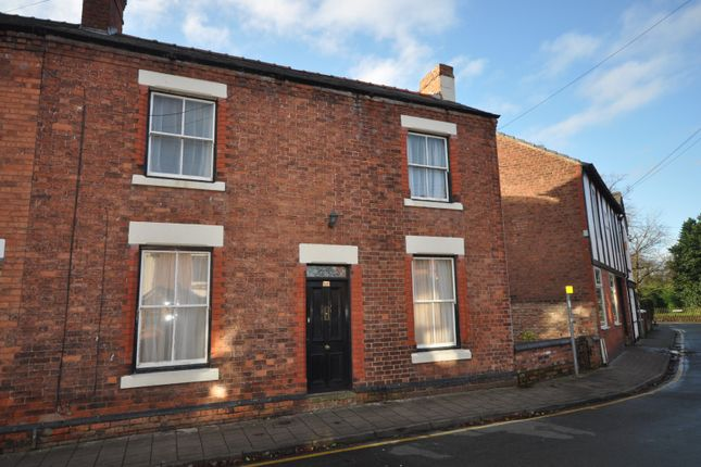 3 bed end terrace house to rent in Becketts Lane, Boughton, Chester CH3