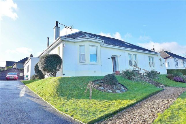 Thumbnail Cottage for sale in Thorncliffe & Thorncliffe Cottage, Alma Road, Brodick