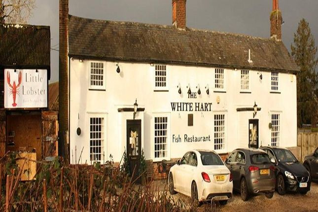 Thumbnail Restaurant/cafe for sale in Thaxted Road, Wimbish, Saffron Walden