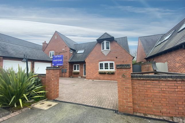 Thumbnail Detached house for sale in Riverside Mews, Wanlip, 4