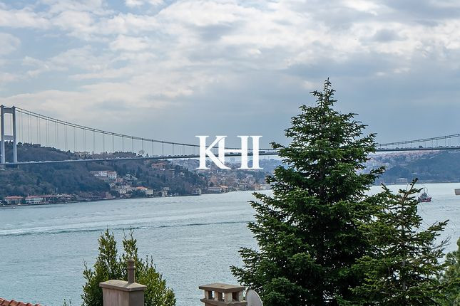 Thumbnail Detached house for sale in Emirgan, Sarıyer, Istanbul, Marmara, Turkey
