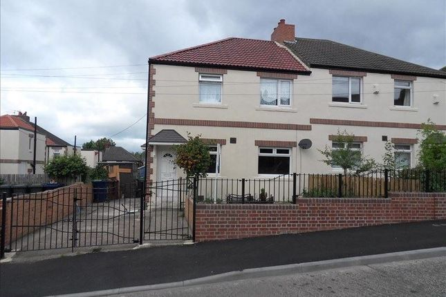 Thumbnail Flat for sale in Bilbrough Gardens, Newcastle Upon Tyne