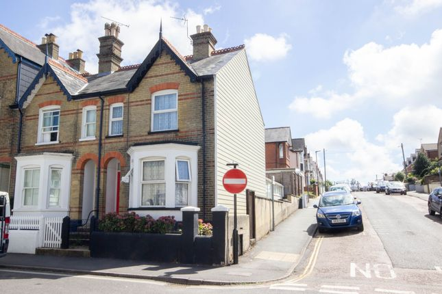 End terrace house for sale in Beckford Road, Cowes, Isle Of Wight