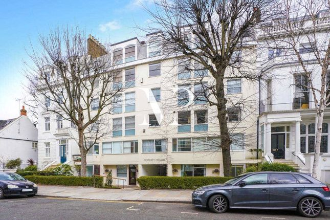 Thumbnail Flat to rent in Rodney House, 12-13 Pembridge Crescent, London