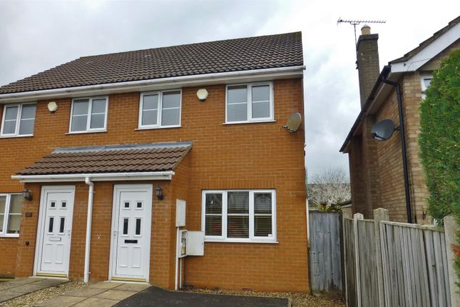 Thumbnail Semi-detached house to rent in Balmoral Road, Oakham
