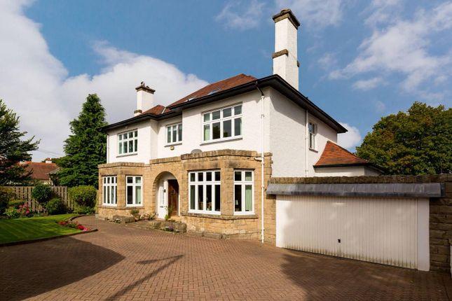 Thumbnail Detached house for sale in Ravelston Dykes, Murrayfield, Edinburgh