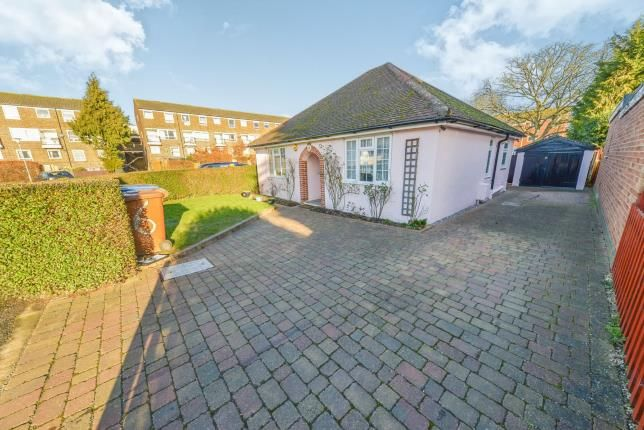 Thumbnail Bungalow for sale in Stockbreach Close, Hatfield, Hertfordshire