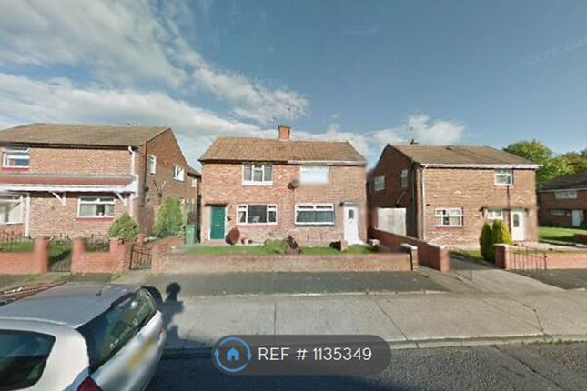 2 bed semi-detached house to rent in Cricklewood Rd, Sunderland SR5