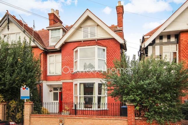 Thumbnail Semi-detached house for sale in Northdown Avenue, Margate