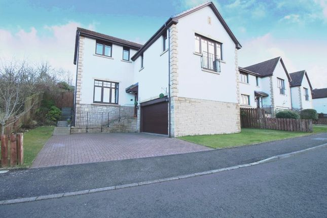 Thumbnail Detached house for sale in Meadowside Road, Cupar