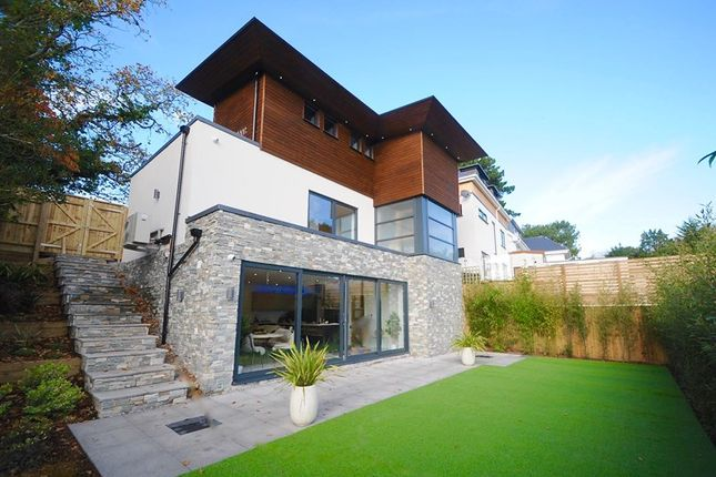 Thumbnail Detached house for sale in Excelsior Road, Lower Parkstone, Poole