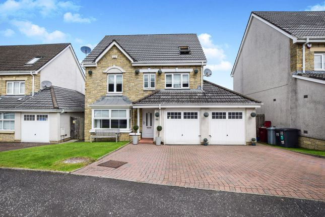 Thumbnail Detached house for sale in Hawthorn Way, Glasgow