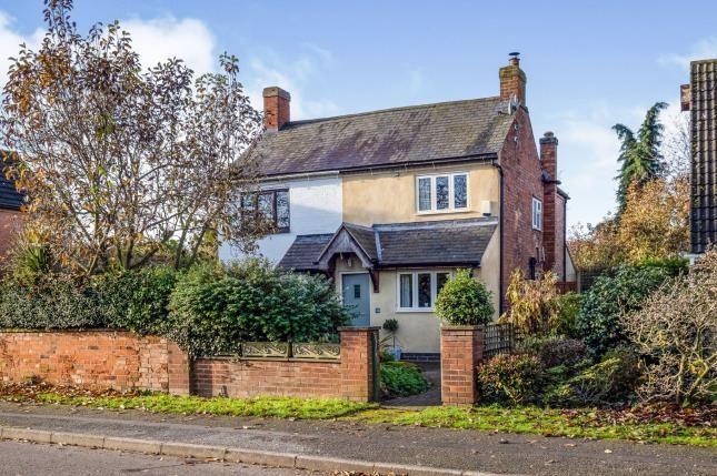 Thumbnail Semi-detached house for sale in Main Street, Gunthorpe, Nottingham, Nottinghamshire