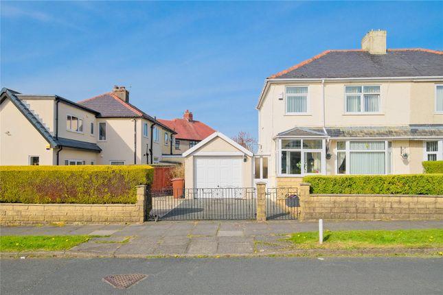 Thumbnail Semi-detached house for sale in Deerpark Road, Burnley
