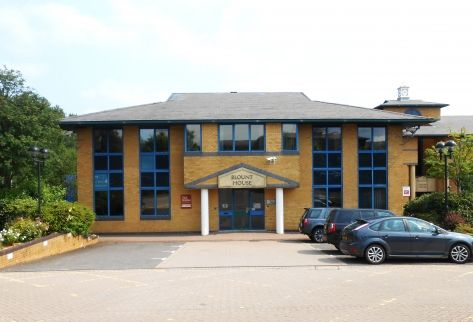 Thumbnail Office to let in Blount House, Hall Court, Telford, Shropshire