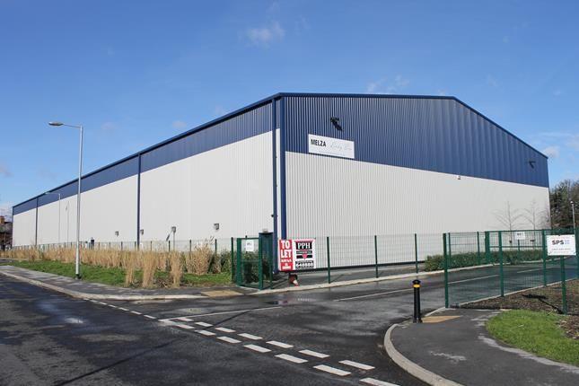 Thumbnail Light industrial to let in Unit 10, Marfleet Environmental Industries Park, Hedon Road, Hull