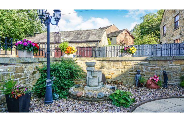 Rear Garden of Bradshaw Hall Drive, Bradshaw, Bolton BL2